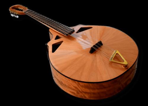 Richard Morgan Octave mandolin