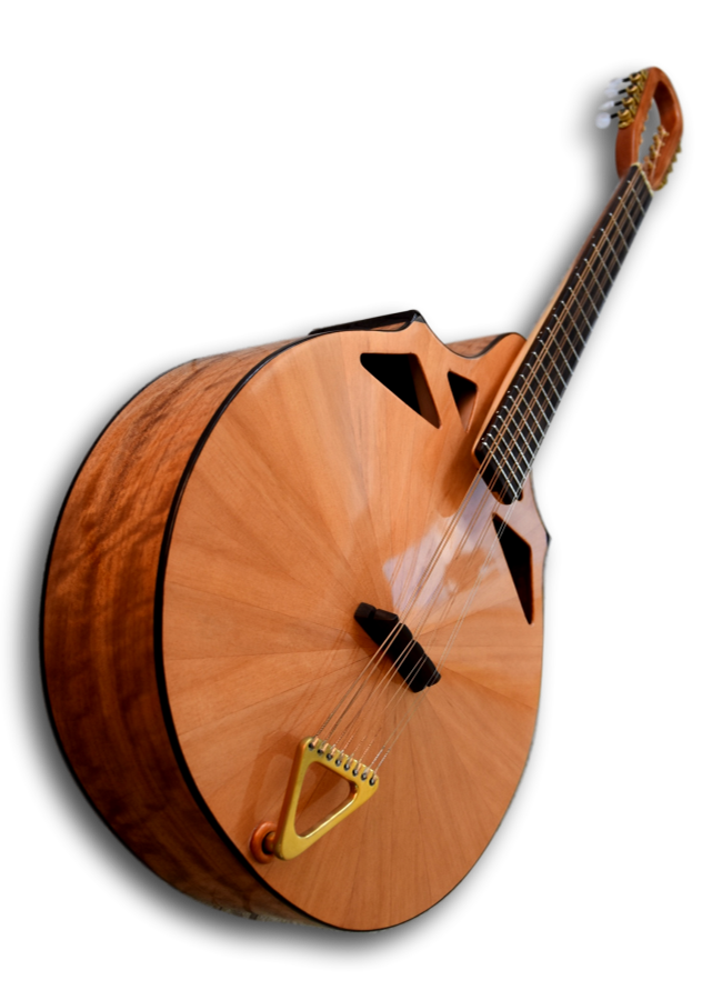 Richard Morgan Octave Mandolin