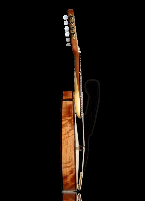 Richard Morgan Mandolin RM-M3 side