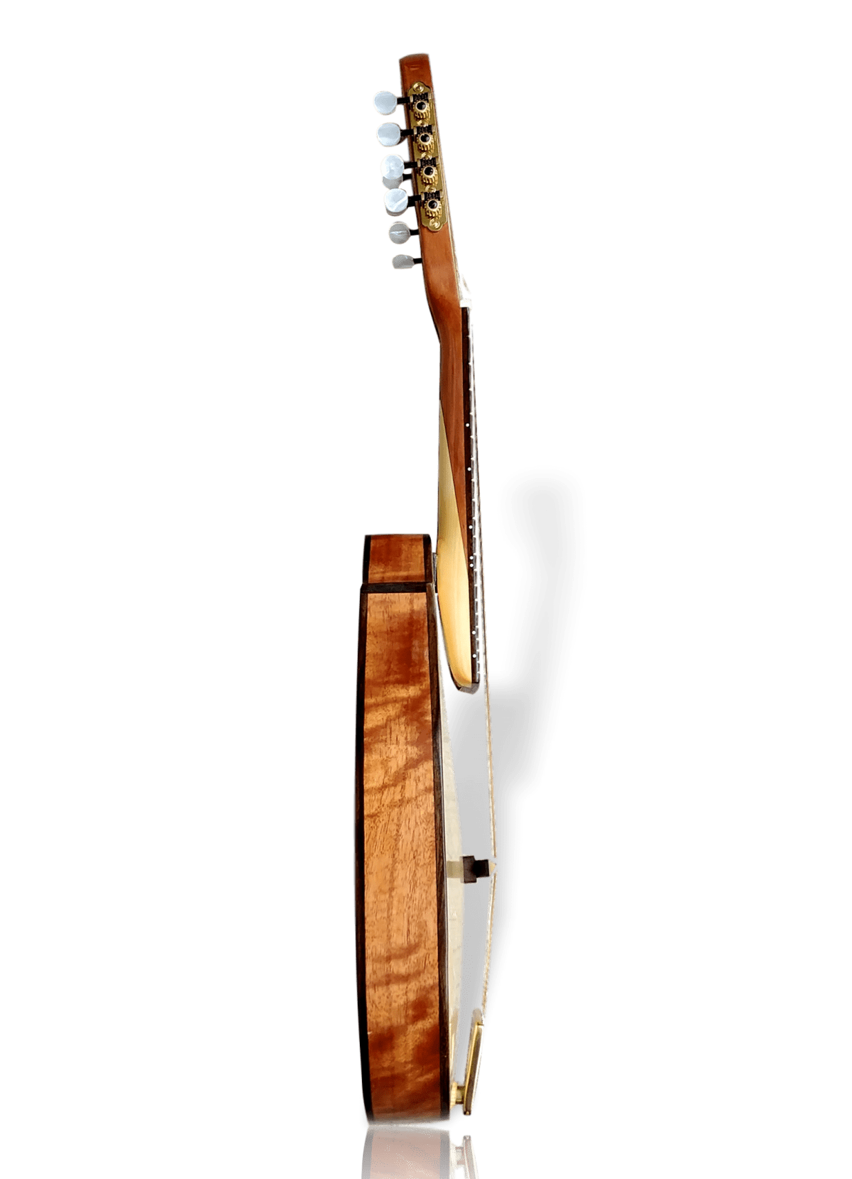 Richard Morgan Mandolin RM-M3 side